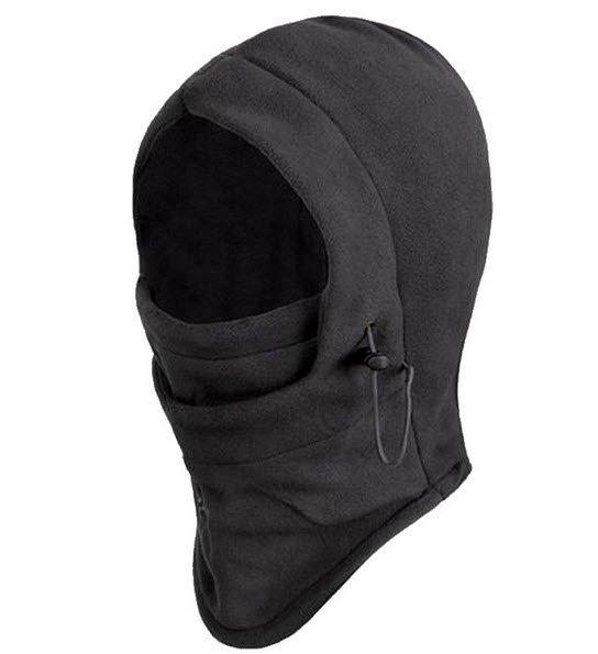 Ninja Fleece Thermal Winter Hat Ski Snowboard Full Face Mask Neck Warmer