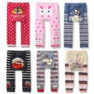 Lot 5 Baby Potty Pants Infant Trouser New Born Toddler Clothing