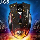 Wireless Pro Gamer Mouse 6D Buttons 1600dpi Mice 2.4Ghz