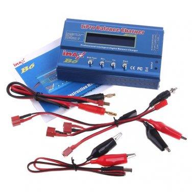 AC Battery Charger RC LiPo Li-polymer Battery Balance Charge Restore