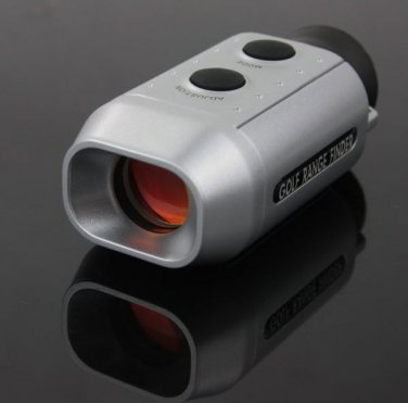 Electronic Digital Golf Range Finder Golf Scope 7X Magnify