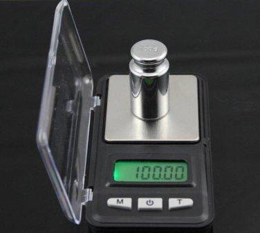 Mini Pocket Digital Scales Weight Balance Measure 0.01g