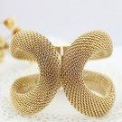 Elegant Designer Gold Bracelet Jewellery Bangle Cuff Charm Chain