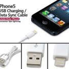 iPhone 5 iPod iTouch Nano 7 Data Sync 8 Pin Lightning Cable 3M /10FT Charging Wire Cord