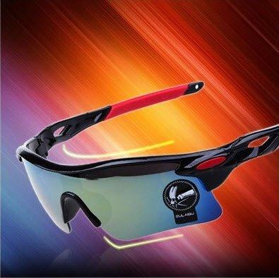 Sports Cycling Sunglasses Shades Eye Protection