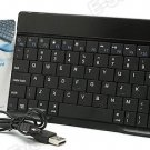 Bluetooth Keyboard for iPad 2,3,4 iPad Mini, Galaxy Tablets