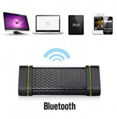 Portable Outdoor Wireless Bluetooth Speaker Waterproof for Smartphones