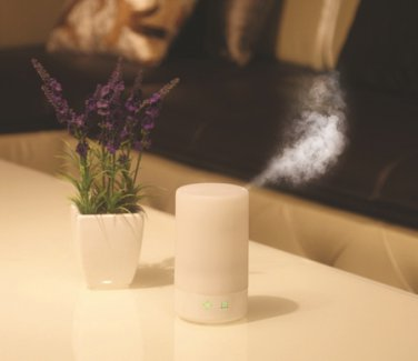 Humidifier Aromatherapy Diffuser Aroma Mist Maker Touch Key Nightlight