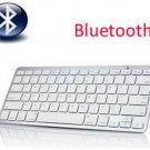 2.4Ghz Wireless Bluetooth Keyboard Slim for Mac Macbook iPhone iPad Samsung Galaxy Tablet PC