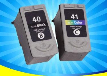 Ink Cartridge PG40 CL41 Canon PIXMA IP2500 IP2600 MX300 MX310 MP160 MP140 MP150