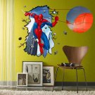 3D Spiderman Vinyl Wall Decal Sticker Decor Art Wall Breaker