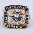 World Series 1992 Champion Toronto Blue Jays Championship Ring Baseball Souvenir