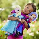 Large 50cm Frozen Princess Elsa Anna Plush Toy Doll
