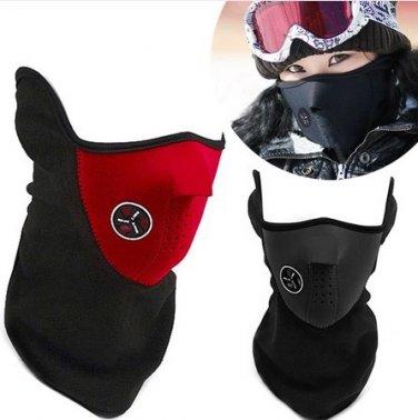 Ski Snowboard Face Mask Neck Warmer Scarf Winter Hat
