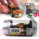 RC Coke Can Micro Mini Racers Remote Radio Control Car Toy