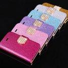 iPhone 4 4G 4S Glittering Bling Phone Case Card Holder