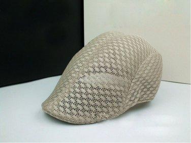 Trendy Hybrid Breathable Sports Beret Mesh Baseball Cap Hat
