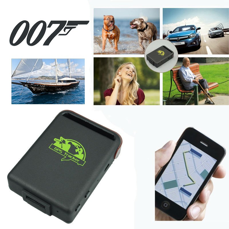 Spy Trace GPS GPRS Car Boat Motorcycle Vehicle Tracker Real Time Security Tracking