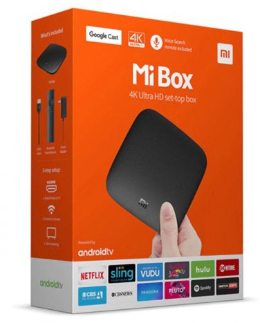 M Box Smart 4K Ultra HD 2G 8G Android 6.0 Movie WIFI Google Cast Netflix KODI XBMC Streaming TV Box