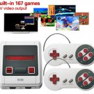 Retro Game Console 167 SNES 16 Bit Games Built In! AV Out Street Fighter 2 Tekken 3 Sonic