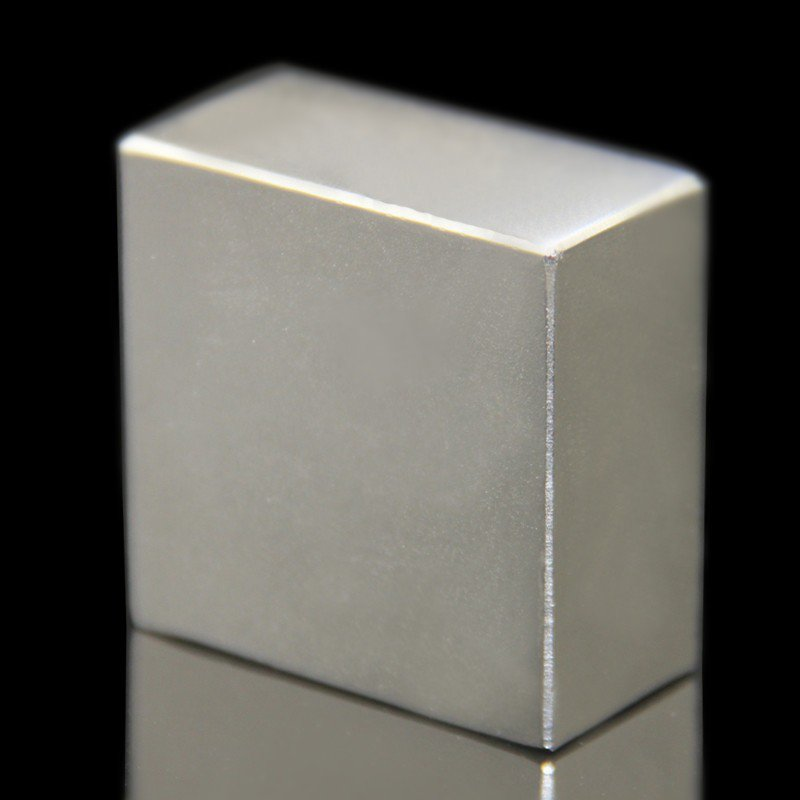 Square Cube Neodymium Magnet 40mm x 20mm x 20mm N52 Strongest Permanent Rare Earth Magnets
