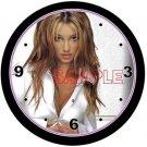 "Britney Spears HOT 9"" Novelty Wall Clock 02"