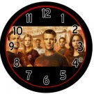 "Chicago Fire Jessee Spencer 9"" Novelty Wall Clock 01"
