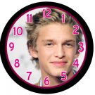 "Cody Simpson Totally Cute 9"" Novelty Wall Clock 01"