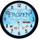 "Disney's Frozen Cast 9"" Novelty Wall Clock 01"