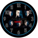 "Game of Thrones Cast 9"" Novelty Wall Clock 02"