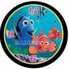 """Finding Nemo Dory 9"""" Novelty Wall Clock 01!"""