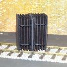 LNER Gangways 2 Packs Closed Type Made for O Gauge + FREE Modellers Chart #2011