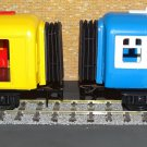 Triang Gangways 2 Packs Open Type Made for O Gauge + FREE Modellers Chart #2012