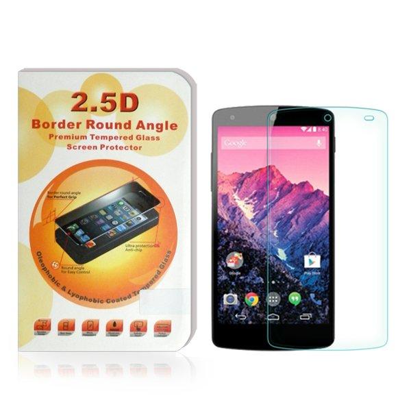 Premium Tempered Glass Screen Protector for Google Nexus 5 D820