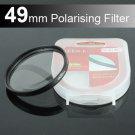 Green.L 49mm Circular Polarizer Polarizing Lens (CPL) Filter for Sony NEX-7 5N 5C C3 F3 18-55mm LENS