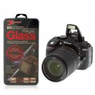 Real 9H Tempered Glass Screen Protector for Nikon D5300 Digital SLR Camera