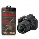 Real 9H Tempered Glass Screen Protector for Nikon D3200 Digital SLR Camera
