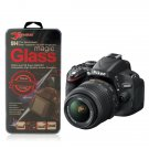 Real 9H Tempered Glass Screen Protector for Nikon D5100 Digital SLR Camera
