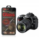 Real 9H Tempered Glass Screen Protector for Nikon D90 Digital SLR Camera