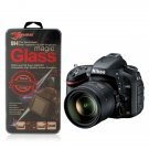 Real 9H Tempered Glass Screen Protector for Nikon D600 Digital SLR Camera