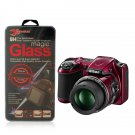 Real 9H Tempered Glass Screen Protector for Nikon Coolpix L820 Digital Camera