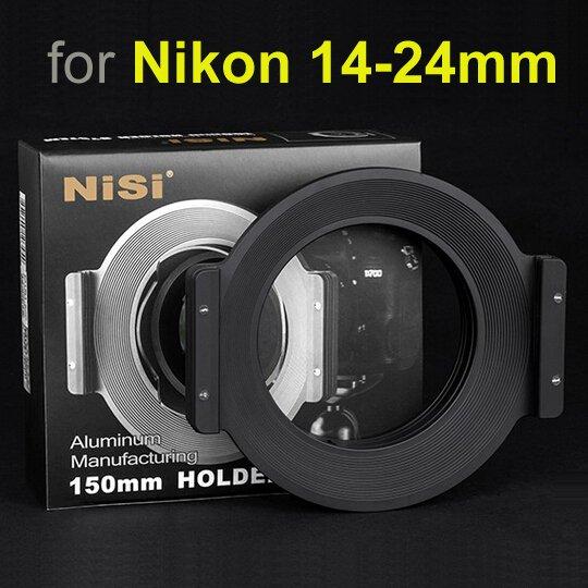 NiSi 150mm Square Filter Holder System for Nikon AF-S NIKKOR 14-24mm f/2.8G