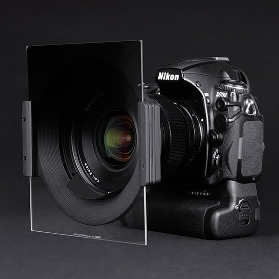 NiSi 150mm Square Filter Holder System for Carl Zeiss 15mm f/2.8 Distagon T* ZE