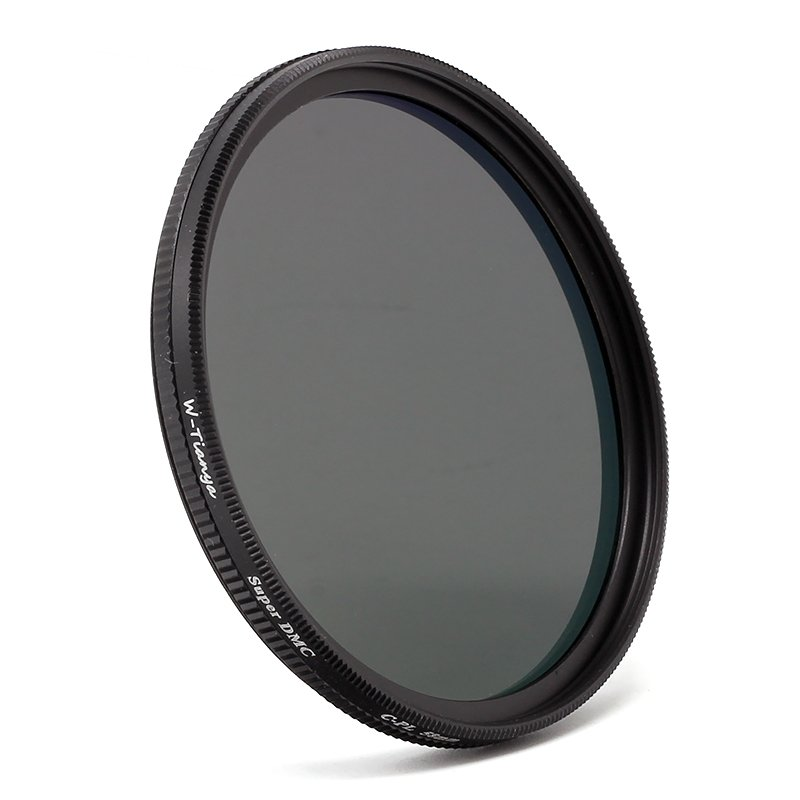 WTIANYA 55mm SLIM MC CPL C-PL Multi-Coated Circular Polarizer Polarizing Glass Filter