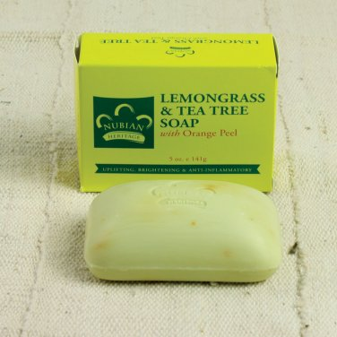 Lemongrass and Tea Tree Soap - 5 ounces