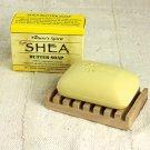 Raw Shea Butter Frankincense Soap - 5 ounces