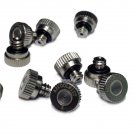AZCOOLMIST Nickle Plated Mist Nozzles 10 Pack .016 /.4mm Orifice 10/24 thread