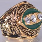 1967 Green Bay Packers super bowl championship ring size 11 US