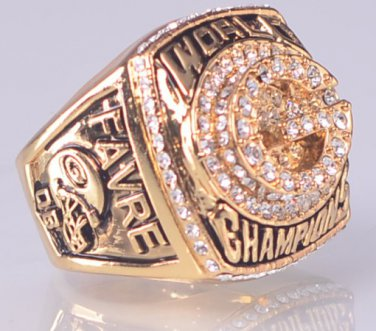 1996 Green Bay Packers ring super bowl championship ring size 11 US