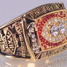 1987 Washington Redskins super bowl championship ring size 11 US